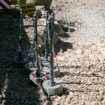 Prefabrication poles