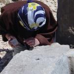 Ceaning limestone