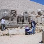 Preconserving Dexiosis-reliefs