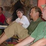Elena Charola, Paolo Pagnin and John Stubbs