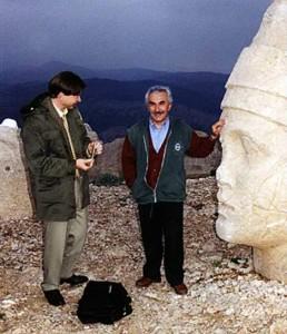 Kültür Bakanligi Müstefariyla Toplanti