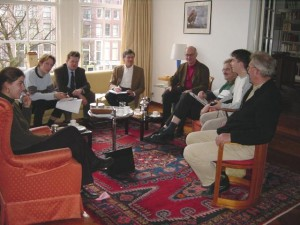 UvA Meeting at Amsterdam